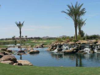 Queen Valley Golf Course